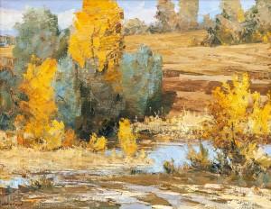 O. Fediaiev 'Autumn', 2011