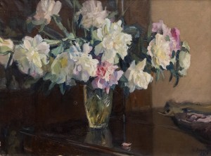 Меліхов Г. 'Білі півонії', 1958