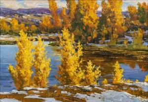 O. Fediaiev 'Autumn', 2017