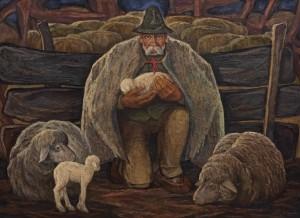 V. Mykyta A Lamb', 1969