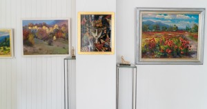 "EXHIBITION OF THE UNION OF ARTISTS OF TRANSCARPATHIA WAS OPENED IN GALLERY ""UZHHOROD"""