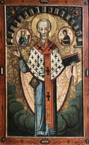 St. Nicholas The Wonderworker', 1666