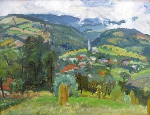 'Гірське селище'