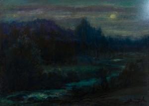 M. Dzys-Voinarovskyi 'Twilight'