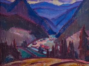 V. Habda Blue Carpathians', 1968