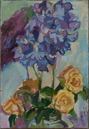 A. Peresta 'Roses'