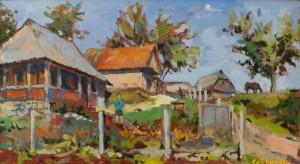 A. Sekeresh 'Stuzhytsia Village'
