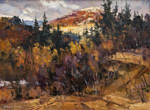 O. Fediaiev 'Last Ray', 2003