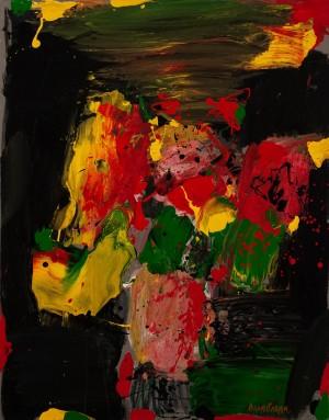 Габда Влад  'Тінь', 2008, п.акр., 90х100