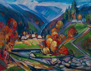 M. Bahnii 'Autumn Morning'