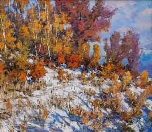 O. Fediaiev 'Landscape', 2011