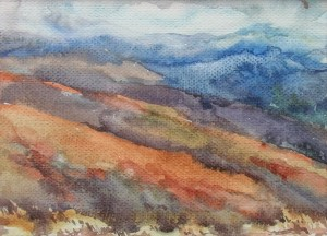 V. Taips 'Borzhava Watercolours'
