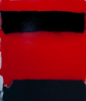 Габда Влад  'Фовістичний автопортрет', п.акр., 90х70
