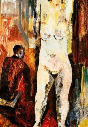 'Дружина інваліда', 1966, к.т., 70х49,5