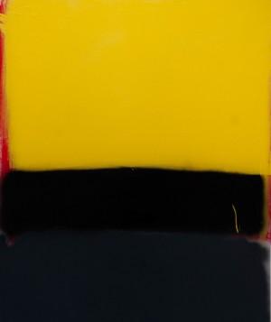 Габда Влад  '16-ти поверхівка', 2015, п.бетон,акр., 164х144