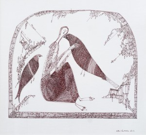 Голло К. 'Пташка-пташка'