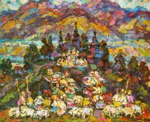 My Land, Verkhovyna, 2000