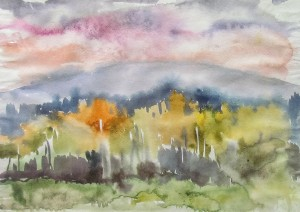 V. Taips 'Autumn Watercolour'