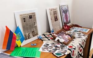 """В Ужгороді відкрилася арт-, фотовиставка """"Імпресія дотику"""", приурочена Сергію Параджанову"""