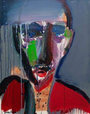 Габда Влад  Із серії 'Якого кольору джаз', п.акр., 120х100