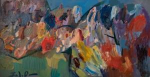 A. Kopryva Colourful World', 2017