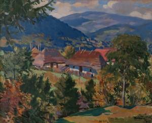 Z. Sholtes 'Autumn'