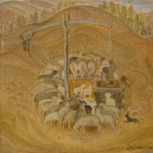 Скакандій В. 'Колодязь', 1971