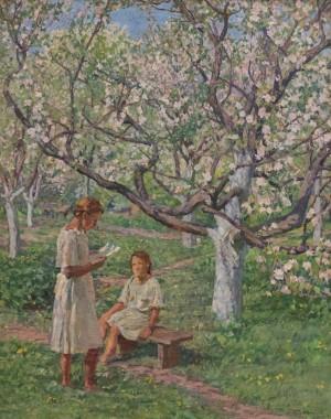 Трохименко К. 'Весна', 1953