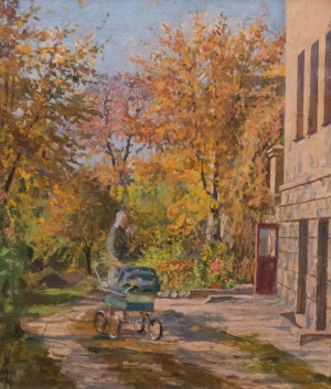 K. Trokhymenko Autumn', 1960