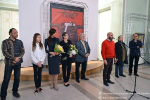 An exclusive exhibition of Zoltan Mychka was opened in Kyiv