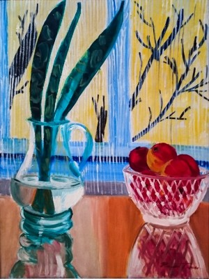 Still life With Apples, 1984