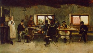 Carousing In The Tavern, 1888