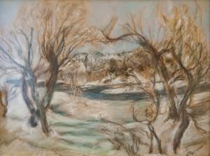 L. Kyrhyzova Winter', 1993