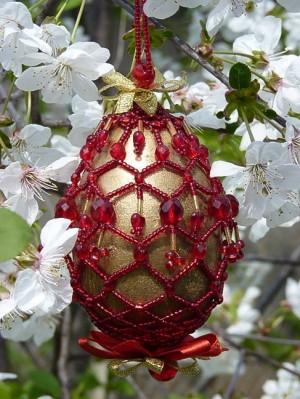 Великодні яйця, 2004-2014, бісер