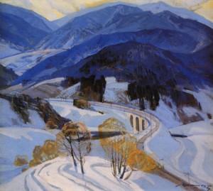 Гукливий, 1974, п.о. 100х110