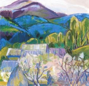 Кондратюк О. 'Весняний Пікуй', 2006