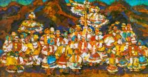 Мій рідний край, Карпатська земля, 1995
