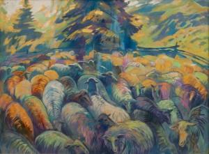 Вовчок В. 'Сонячна кошара', 2010