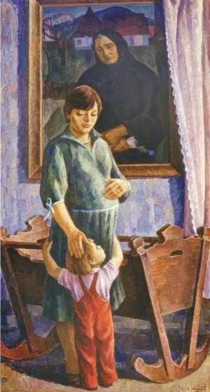 Покоління, 1984, п.о. 147х80