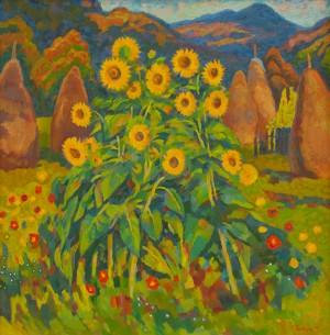 Вовчок В. 'Соняшники', 2005