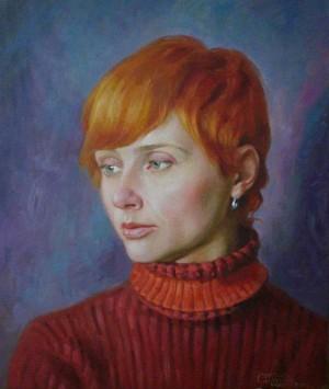 Едіта, 2010, п.о., 38х32