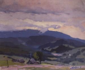 Димок, 1964, п.о. 60х72,5