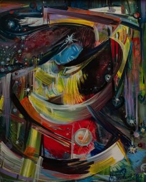 M. Bahnii 'Awakening Of The Universe'