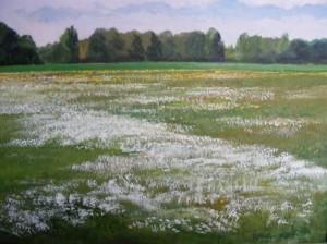 The Flowering Field'