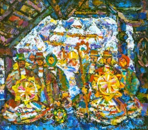 Carols In Verkhovyna, 1998