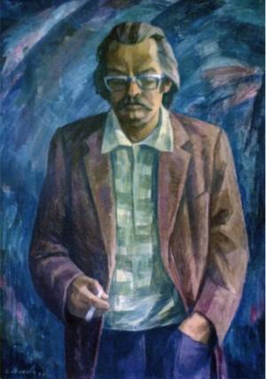 Петро Скунць, 1989, п.т. 100х72