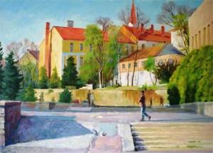 Закарпатський художній музей, п.о.