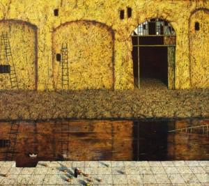Канал, 1994 – 1995, т.двп, левкас, жовткова емульсія
