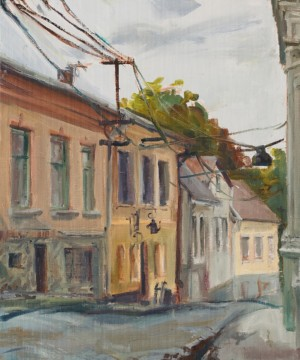 Marko Vlasenko. Cityscape. 2016