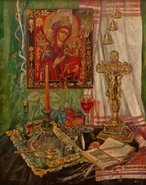 V. Prykhodko Pieta', 2002